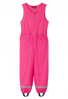 Reima---Rain-pants-with-attached-vest-for-babies---Loiske---Candy-pink-