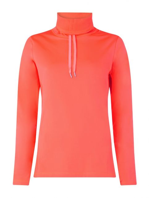 O'Neill---Pull-polaire-pour-femme---Clime---Corail