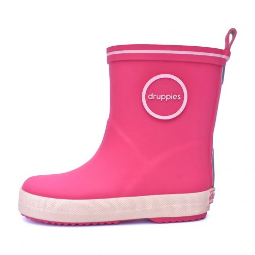 Druppies---Rainboots---Pink